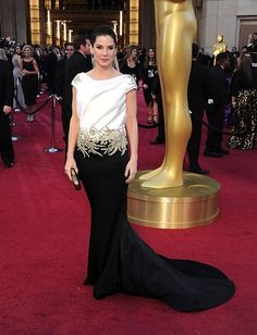 The Most Memorable Oscar Dresses Of All Time   StyleCaster
