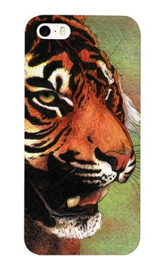 Tiger mouth Phone Case by @savousepate on RageOn! #iphonecase #galaxycase