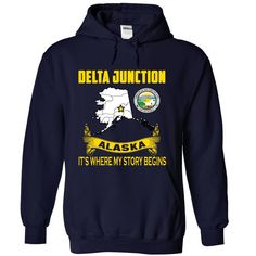 Delta Junction - Its where my story begins!