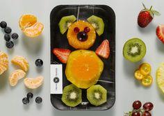 Fruta tão cativante quanto doces.