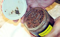 """Kaszanka słoikowa """"krupniok śląski"""" czarny z wkładką wątroby image 2 Oatmeal, Sugar, Breakfast, Food, Canning, The Oatmeal, Morning Coffee, Rolled Oats, Essen"""
