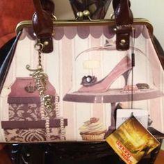 I just added this to my closet on Poshmark: Brand new Nicole Lee handbag. Price: $80 Size: Large