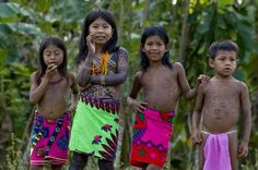 Embera Indian