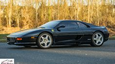 1996 Ferrari 355 Berlinetta Coupe Six Speed V8