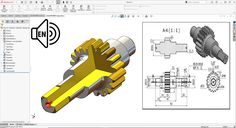 Solidworks Tutorial, Tutorials, Learning, Studying, Teaching, Onderwijs, Wizards