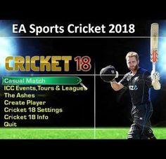 EA Sports Cricket 2018 Free Download