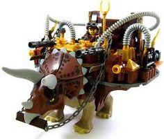 steampunk lego - Google Search