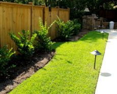 white fence backyard garden pinterest white fence gardens and front yards