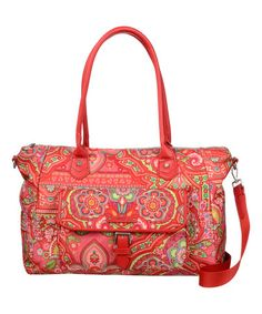 Look what I found on #zulily! Raspberry Medium Carry All Bag #zulilyfinds
