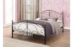 Birlea Milano Metal Bed Frame