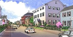 Walkable Residential Concept | TPUDC | Town Planning & Urban Design Collaborative