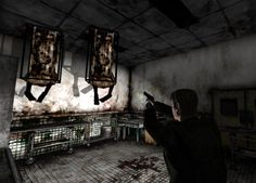 280 best silent hill images in 2014 videogames video games video game - Pyramid head boss fight ...