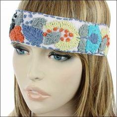 Fashion Handmade Flower Headband