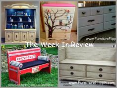 Furniture Flippin' Week In Review