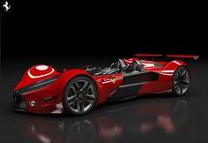 Ferrari Celeritas Concept Car ♥