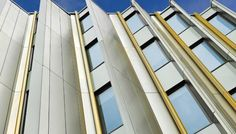 Looking for rainscreen cladding to create a contemporary looking façade? Proteus GL is the solution