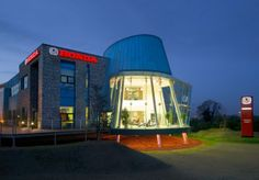 Universal Honda Head Office Honda Cars, Marina Bay Sands, Dublin, Ireland, Building, Travel, Viajes, Buildings, Destinations