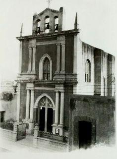 Antiguo templo de San José.