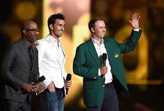 Jordan Spieth's Green Jacket tour continued last night: http://pgat.us/6016fru4