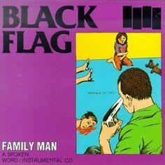 Black Flag - Family Man on Vinyl LP