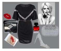 """""""$$ Seductive $$"""" by deyanafashion ❤ liked on Polyvore featuring Jimmy Choo, Christian Dior, Lime Crime and The Collection by Phuong Dang"""