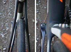 2016 Scott Addict Gravel road bike details and actual weights