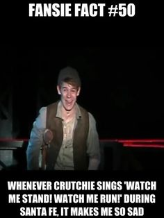 CORRECTION: WHENEVER CRUTCHIE IS REMOTELY ANGSTY I WANT TO RIP MY HEART OUT