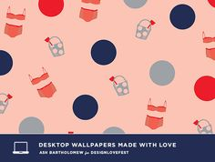 ash bartholomew  desktop downloads | designlovefest