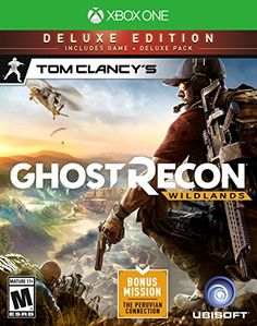 Experience total freedom of choice in Tom Clancy's Ghost Recon Wildlands, the ultimate military shooter set in a massive open world setting.