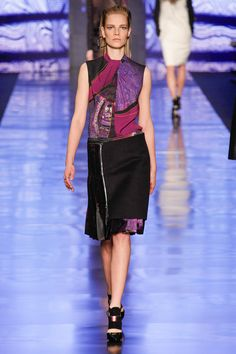 Etro Fall 2013 Ready-to-Wear Fashion Show - Suvi Koponen