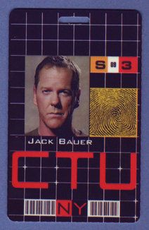 Jack Bauer badge