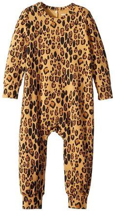a08403144563d8 mini rodini Basic Leopard Jumpsuit (Infant). Jumpsuit For KidsBaby ...