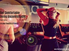 Get Comfortable Being Uncomfortable- Part Health and Fitness Wellness Fitness, You Fitness, Fitness Goals, Health And Wellness, Health Fitness, Hiit, Cardio, Orange Theory Workout, Gym