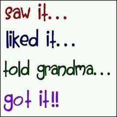 Thats right.....................HAHA