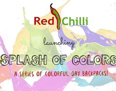 "Check out new work on my @Behance portfolio: ""Splash of colors - Daybags"" http://on.be.net/1JkG674"