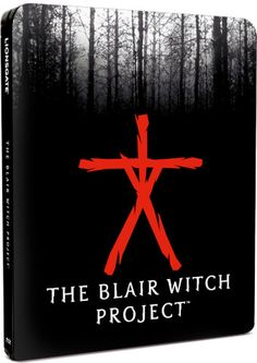 The Blair Witch Project - Zavvi Exclusive Limited Edition Steelbook