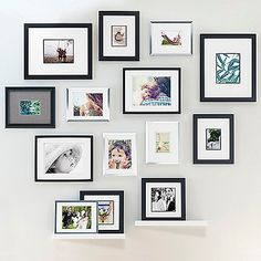 Create Your Masterpiece! Designing a photo gallery is easy (and fast) with the helpful templates and how-tos included with each Real Simple® picture frame, available exclusively at Bed Bath & Beyond.