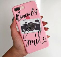 PHONE CASE BY ME, FOLLOW ME. #phonecase #case #phone #iphone #smile #photo #pink #pluscase #design #phonecases
