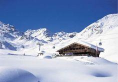 Skiing Area Serfaus-Fiss-Ladis - Wellness Hotel Schalber - Serfaus, Tirol