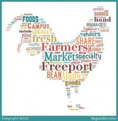 Freeport Maine Farmers Market at LL Bean
