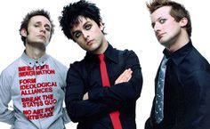 United States of Rage and Love: Green Day - Whatshername