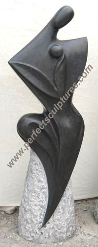 abstract sculpture | ... Sculptures - Abstract Statue (SY-A071) - large image for Sculptures
