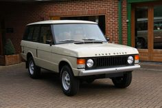 1977 Land Rover Range Rover | Classic Driver Market