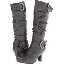 Madden Girl Pepperrr Women's Dress Zip Boots