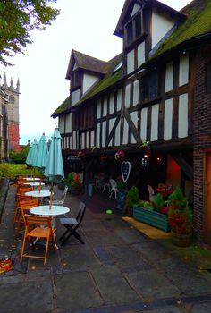 Shrewsbury, Shropshire, England, UK