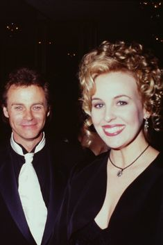 Tristan Rogers and Genie Francis