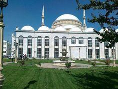 Джума мечеть Махачкалы - Dagestan -