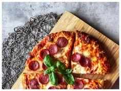 wie schmeckt die Pizza von Capital bra Tortellini, Pizza Legume, Spareribs, Rum Cake, Formulas, Jamie Oliver, Pepperoni, Vegetable Pizza, Dips