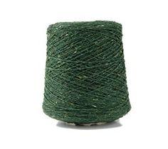 Blackhill Italiensk Tweed, En flot grøn - 500 g