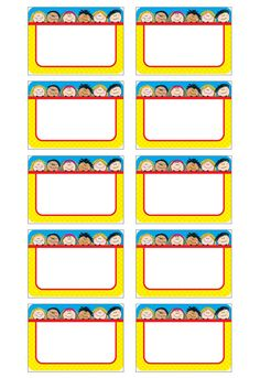 It's just a picture of Crush Name Tag Template Printable